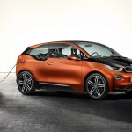 A motorcycle engine for the BMW i3 EV?