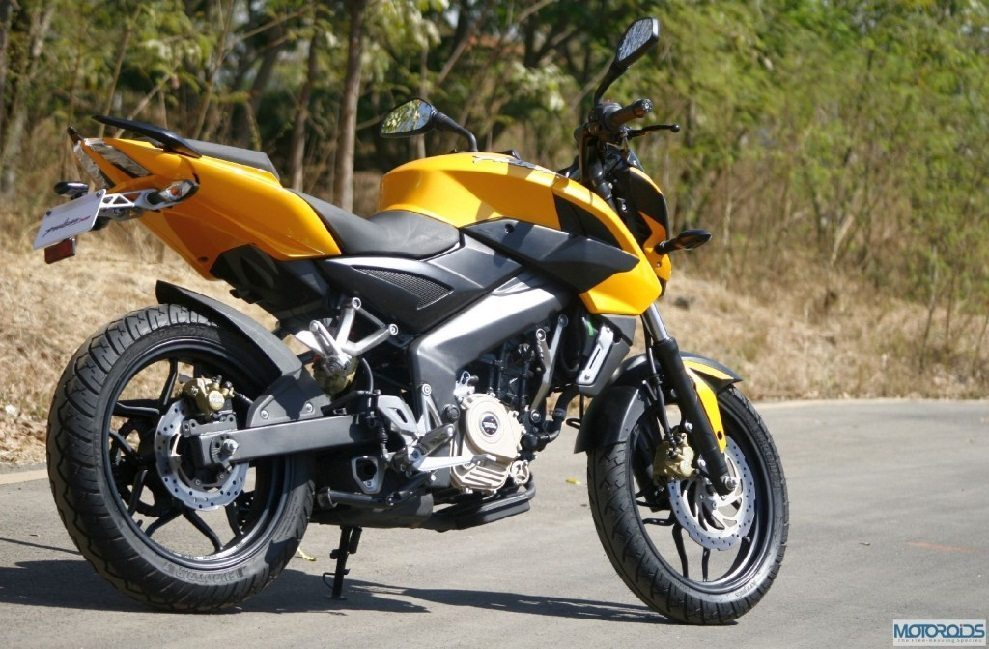 Bajaj Pulsar 375cc Launch
