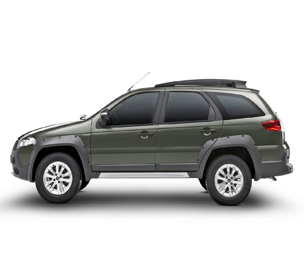 Fiat Punto Adventure to rival Renault Duster