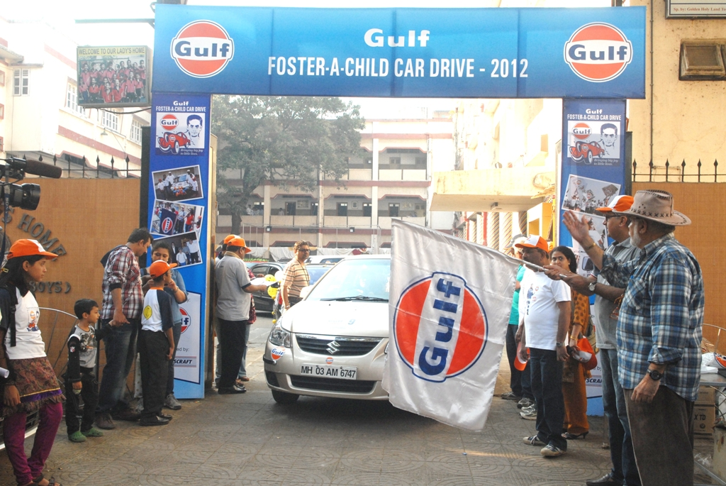 Gulf Foster a Child Car Drive to be held on Jan 13