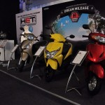 Honda Activa, Aviator & Dio fitted with HET technology - 2