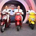 Honda updates its scooter lineup for 2013