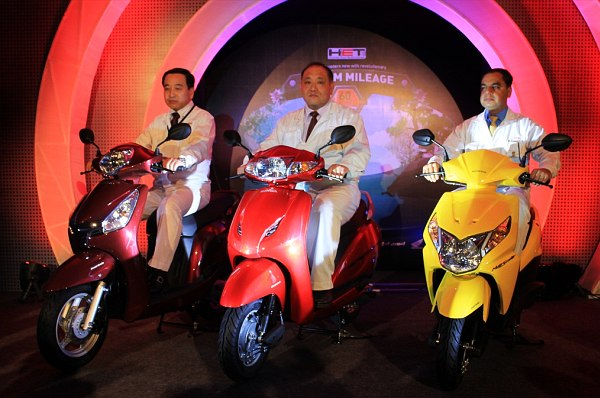 Honda Activa, Aviator & Dio fitted with HET technology - 5