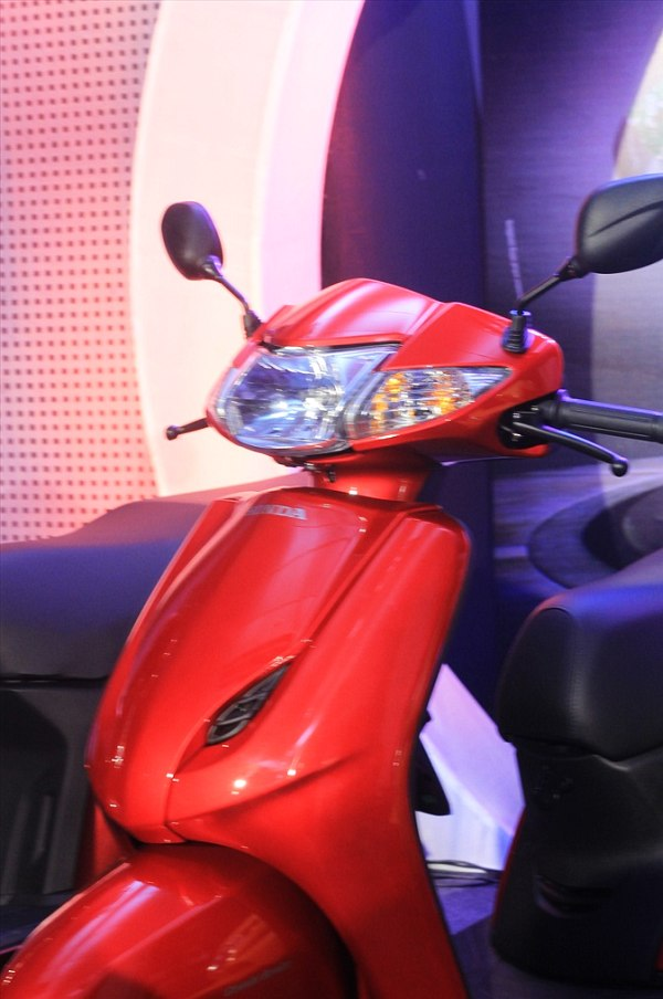 Honda Activa, Aviator & Dio fitted with HET technology - 9
