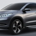 Honda Urban SUV Concept Official Images Leaked
