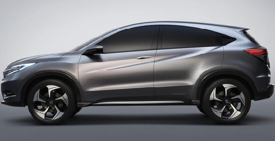 Honda urban SUV concept 2 Honda Urban SUV Concept Official Images Leaked