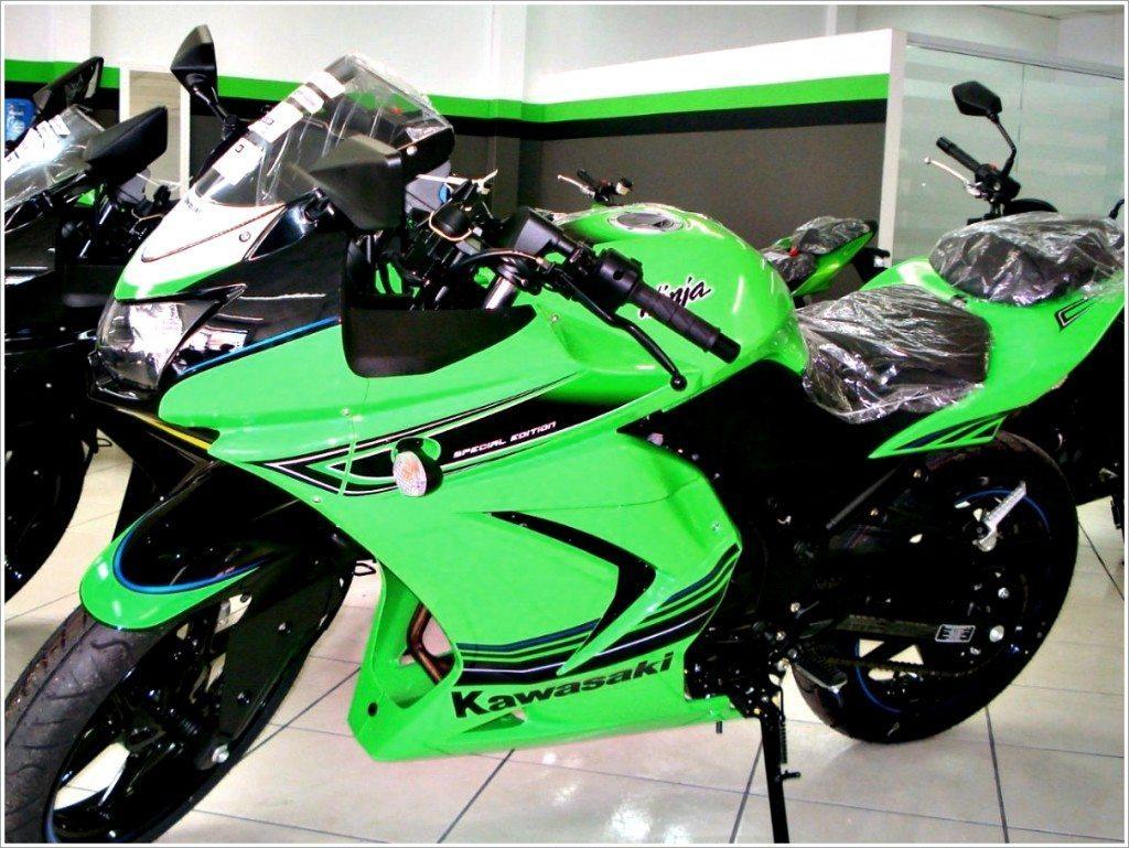 Kawasaki Ninja 250R Special Edition