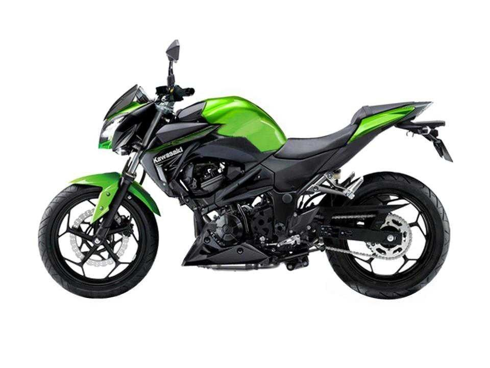 Kawasaki Ninja 300 naked