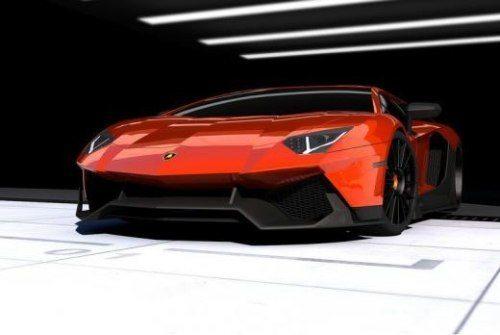 Lamborghini Aventador LP700-4 Headed to Geneva
