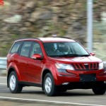 Mahindra XUV 500 gets an updated tripmeter