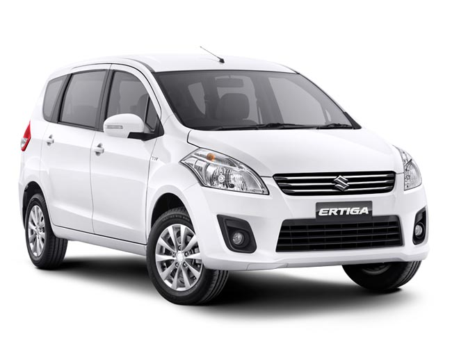 2013 Maruti Suzuki Ertiga Facelift launched in Indonesia