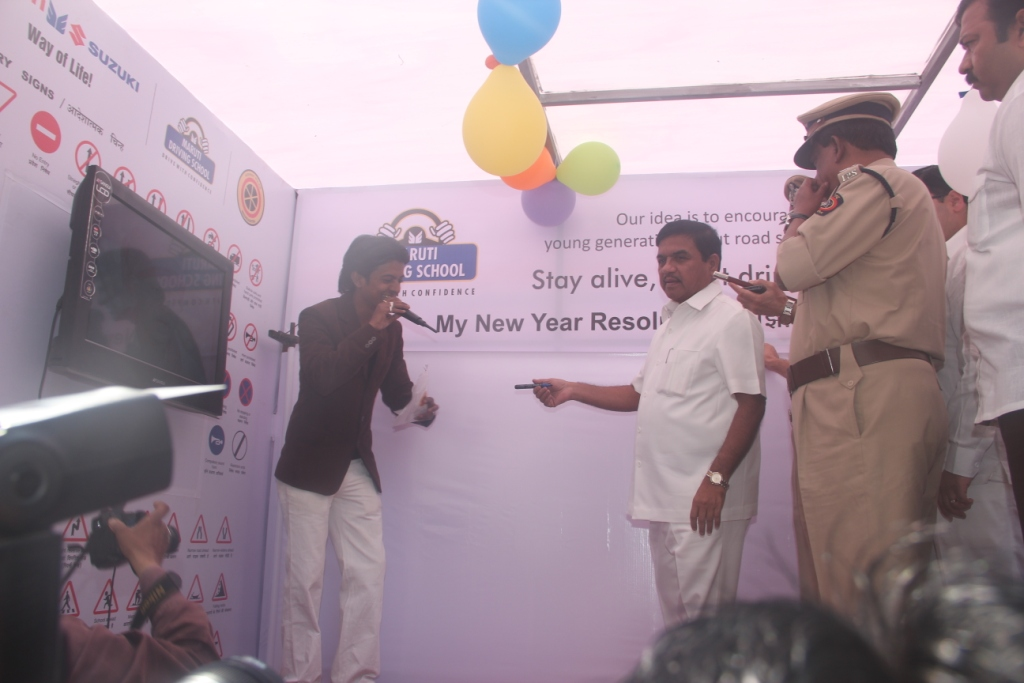 Maruti Suzuki embarks on road safety in Maharashtra