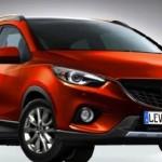 Mazda CX3 to rival Ford EcoSport