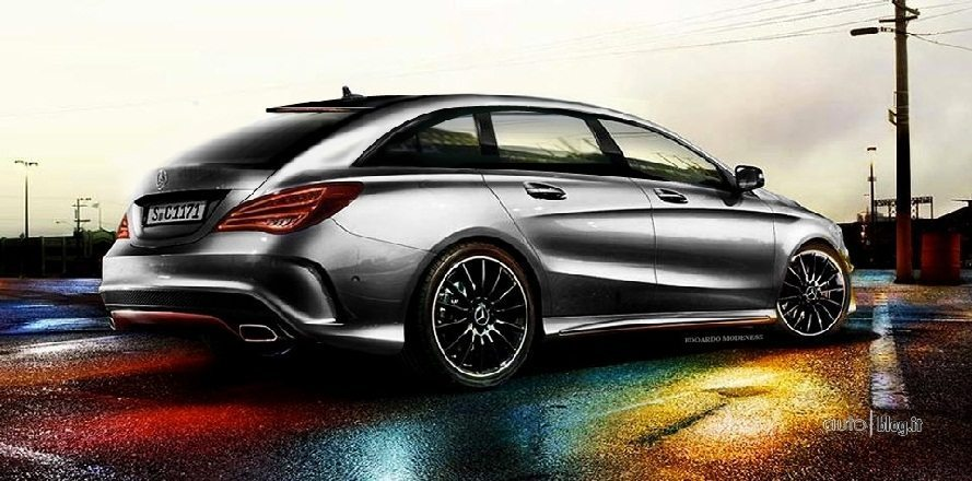 The Works At Moment Mercedes Is Playing With Same Idea Their Not Even Release Entry Level Compact Cla