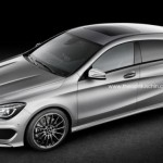 Mercedes CLA Shooting Brake in Pipeline?