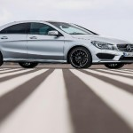 Mercedes CLA Class Official Image Leaked