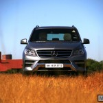2012 Mercedes ML350 CDI review: All boxes checked!