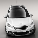 Peugeot 2008 Compact SUV to Rival Ford EcoSport
