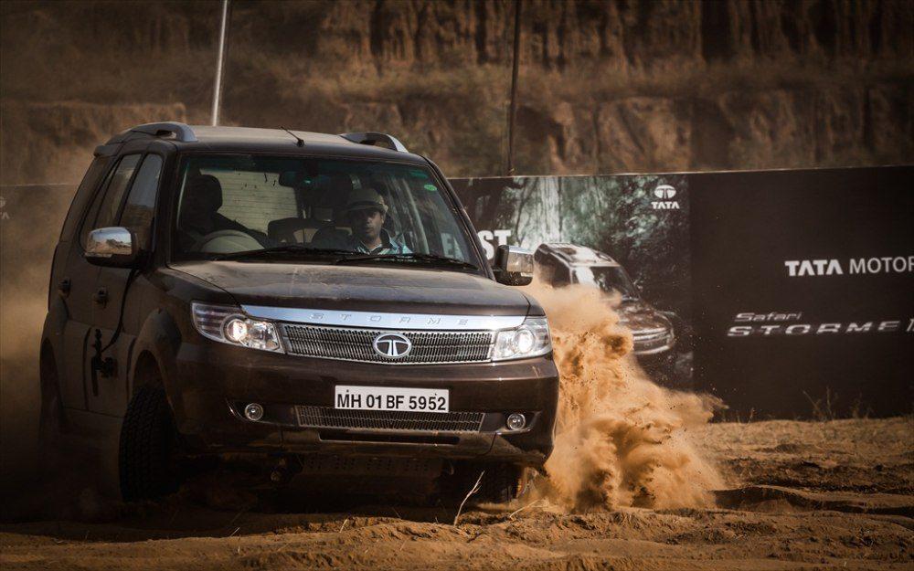 Tata Safari Storme Registers 6000 Bookings!