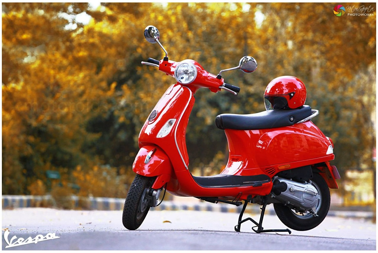 Vespa LX125 to now cost INR 59990 only !!