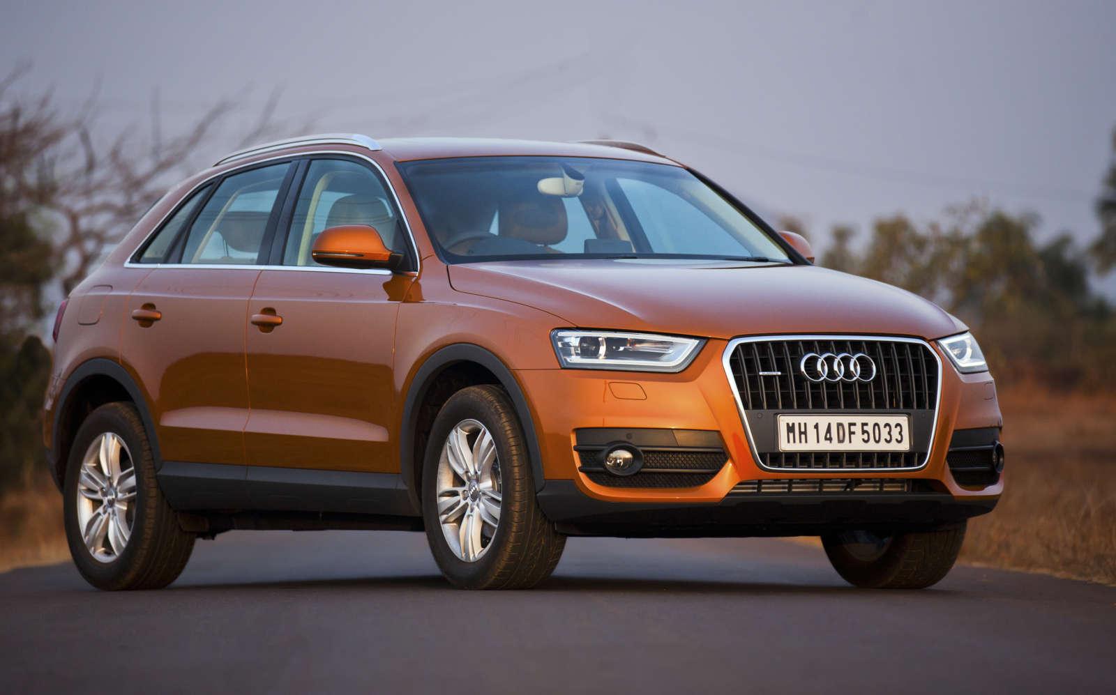 Audi India Registers 9003 Sales in 2012
