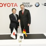 BMW Group and TMC Deepen Collaboration by Signing Binding Agreements