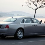 Rolls Royce Completes 10 Years with BMW