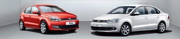 Volkswagen Polo and Vento get new features. Become Costlier