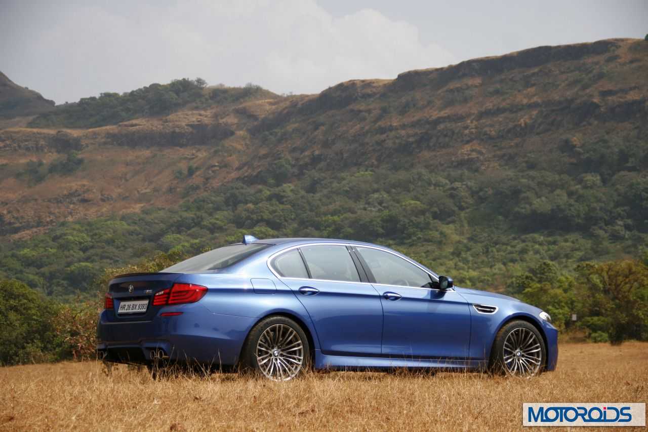 BMW F10 M5 performance review: Of lollies and lust