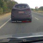 All New 2013 Hyundai Santa Fe Spotted Testing in India