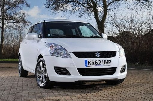 2013 Suzuki Swift SZ-L Launched in UK