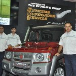 New 2013 Force Gurkha Launched @ INR 6.25 Lakhs