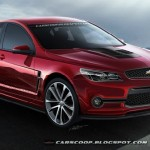 2014 Chevrolet SS Unveil on 16 February