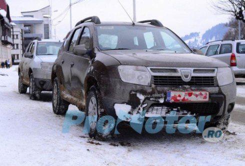 2014 Dacia Duster 1