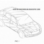 2014 Maserati Lavante Revealed in Patent Drawing