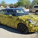 2014 Mini Cooper Spotted Testing: Pics & Details