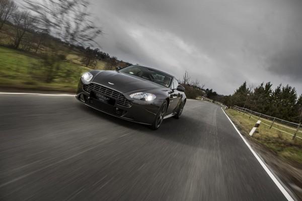 Aston Martin V8 Vantage SP10 Revealed