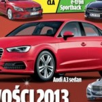 India bound Audi A3 sedan Rendered