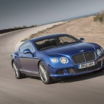 2013 Bentley Continental GT Speed Launched in India @ INR 1.99 Crores