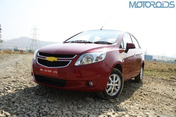 Chevrolet Sail Sedan Sales