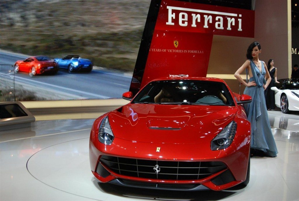 Ferrari voted the most powerful brand in the world!