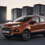 Details of Euro-spec Ford EcoSport Revealed