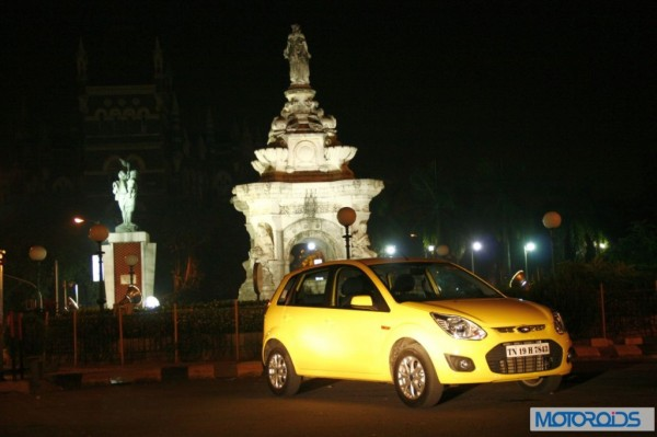 Ford India Sells More Than 7,270 Cars in April 2013