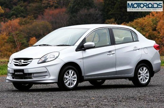 Honda Brio Amaze diesel to have 100PS of Power!