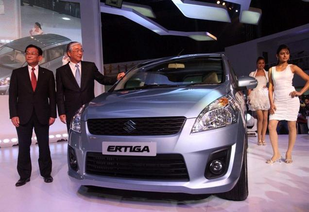 Maruti Suzuki Ertiga is the 4th largest selling car in Indonesia