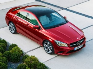 2014 Mercedes CLA Price Starts at $29,900