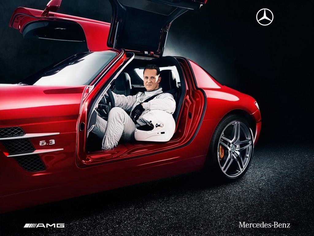Michael Schumacher to aid development of Mercedes Benz Road Cars