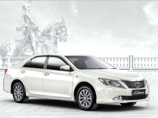 2013 Toyota Camry Comes With Added Features