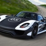 Upcoming Porsche 960 Supercar to Challenge Ferrari F12
