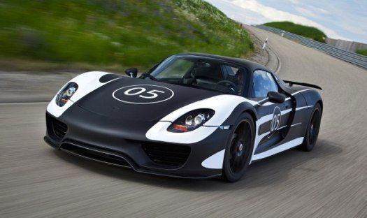 Upcoming Porsche 960 Supercar to Challenge Ferrari F12